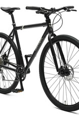 Retrospec Bicycles Amok V3 8-Speed Cyclocross Bike. Matte Black, 58cm