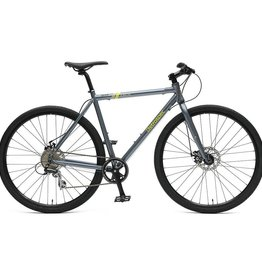 Retrospec Bicycles Amok V3 8-Speed Cyclocross Bike. Gravel, 58cm