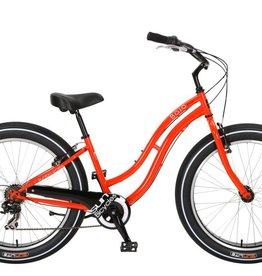 SUN BICYCLES Baja Cruz. 7-Speed, Gloss Red