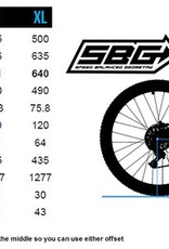 Transition Bikes Sentinel NX Complete. Blackpowder, Large