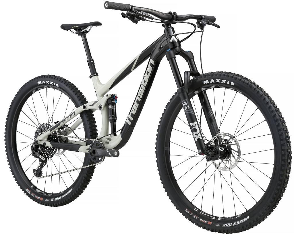 Transition Bikes Smuggler X01 Complete. Bone Grey, X-Large