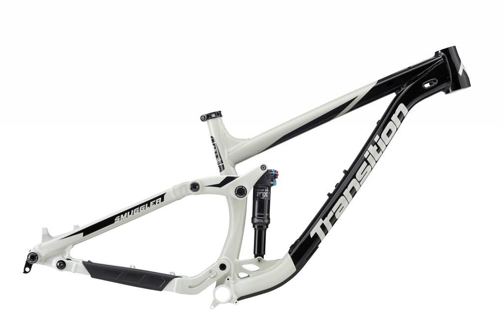Transition Bikes Smuggler X01 Complete. Bone Grey, Small