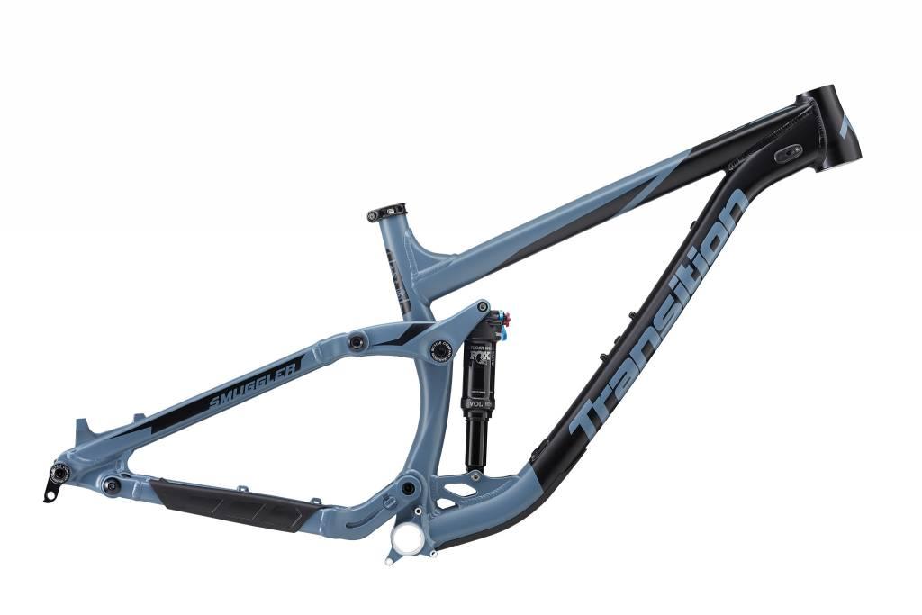 Transition Bikes Smuggler GX Complete. Gunsmoke Blue, Large