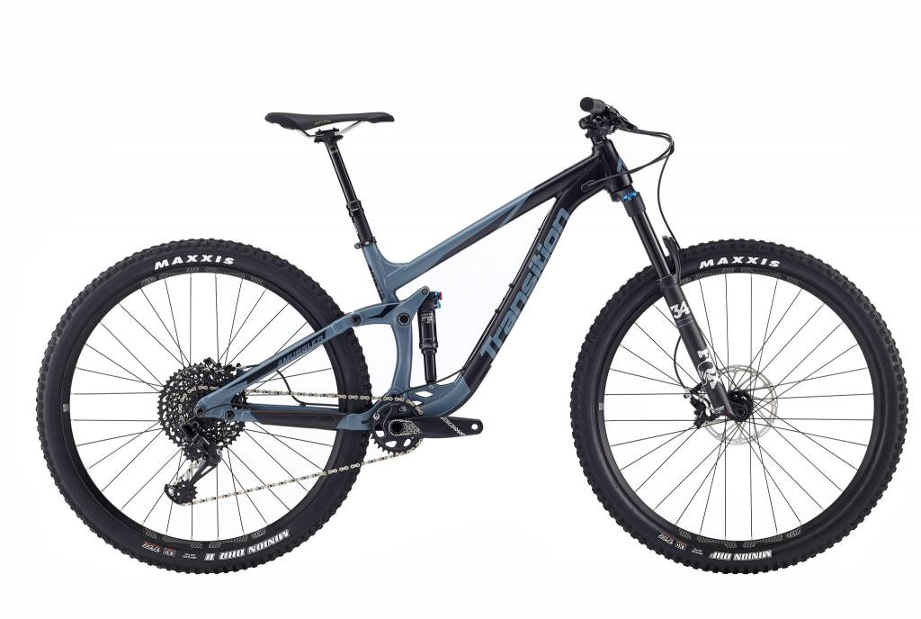 Transition Bikes Smuggler GX Complete. Gunsmoke Blue, Medium