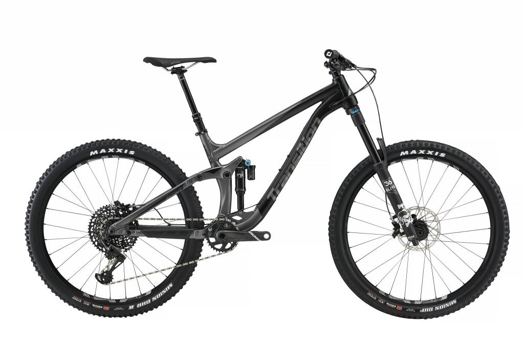 Transition Bikes Scout X01 Complete. Blackpowder, Small