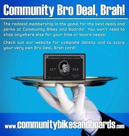 Bro Deal Card