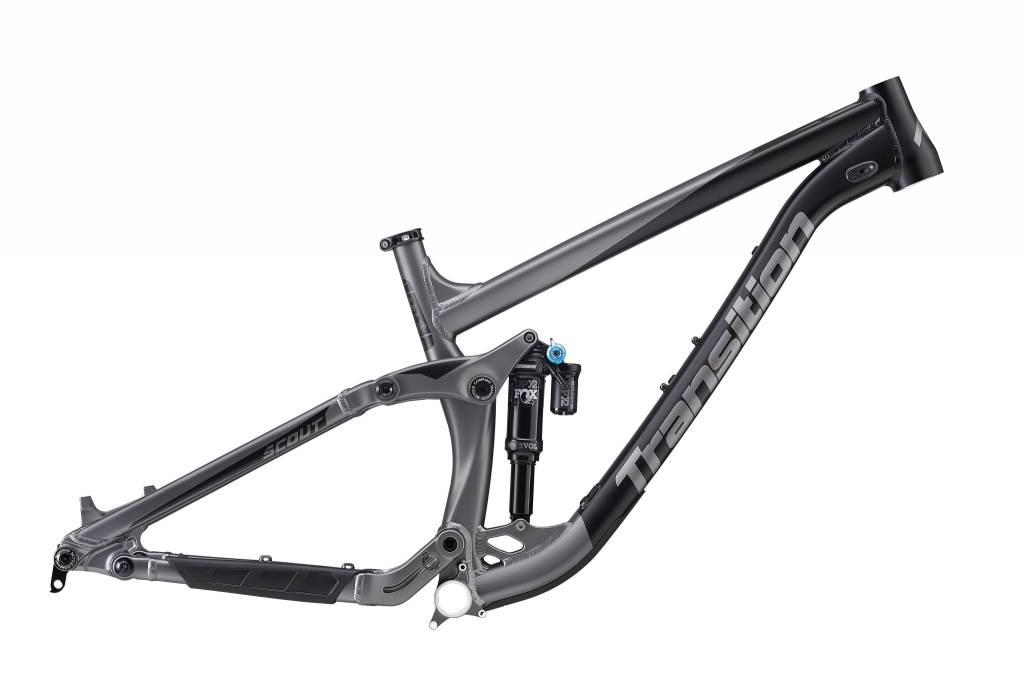 Transition Bikes Scout GX Complete. Blackpowder, Large