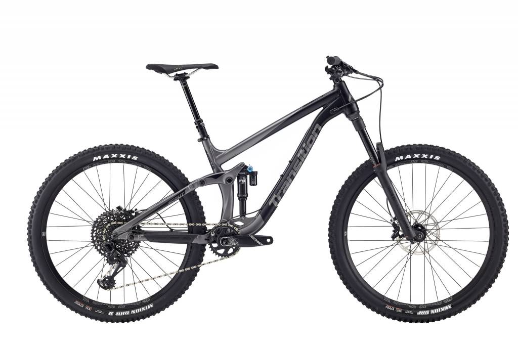 Transition Bikes Scout GX Complete. Blackpowder, Small
