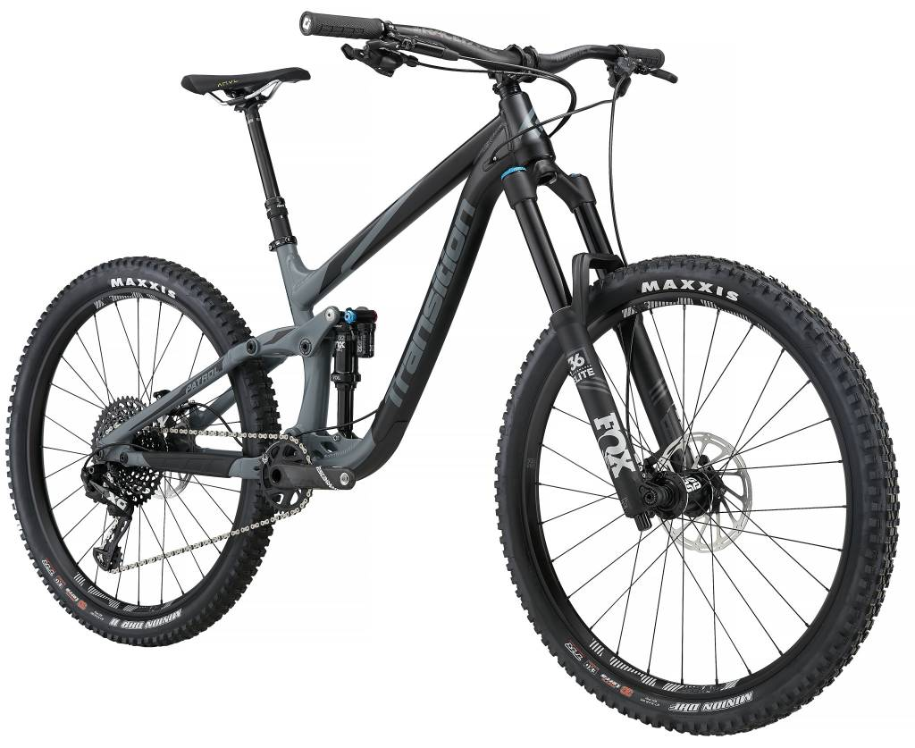 Transition Bikes Patrol X01 Complete. Storm Grey, Medium