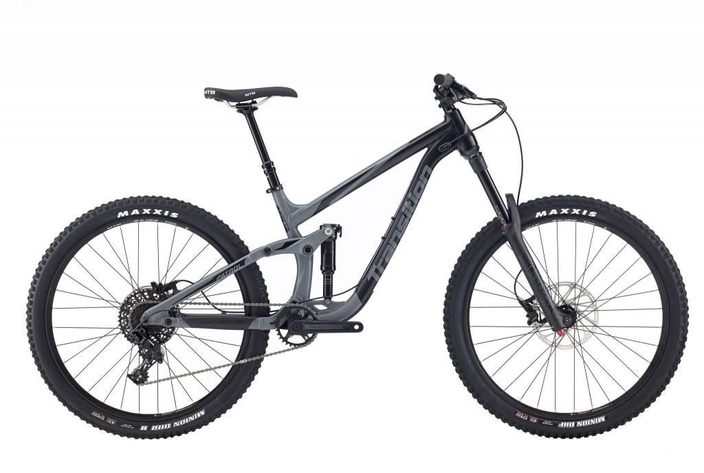Transition Bikes Patrol NX Complete. Storm Grey, X-Large