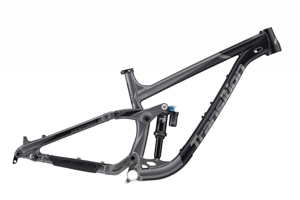 Transition Bikes Sentinel GX Complete. Blackpowder, Large