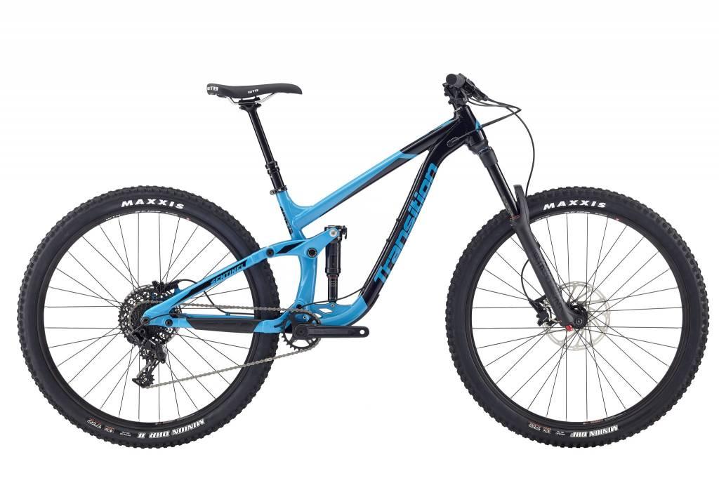 Transition Bikes Sentinel NX Complete. TR Blue, Small