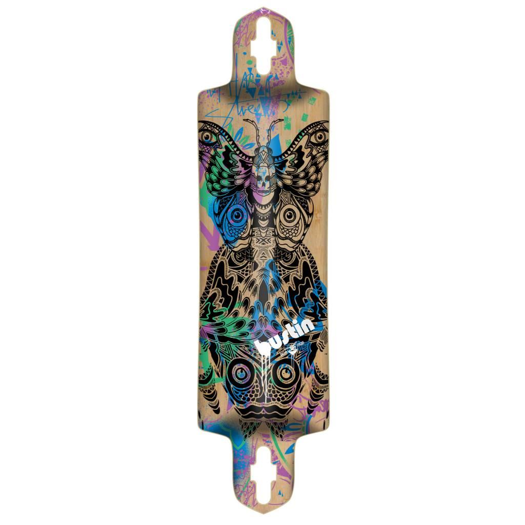 Bustin Boards Ibach Deck - 'Furai' Graphic