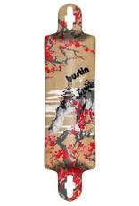 Bustin Boards Ibach Deck - 'Hana' Graphic