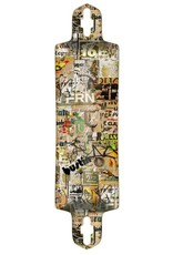 Bustin Boards Ibach Deck - 'Kingston Post' Graphic