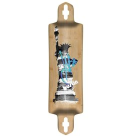 Bustin Boards Ibach Deck - 'Liberty' Graphic