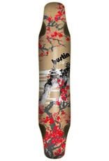 "Bustin Boards Daenseu 46"" Deck - 'Hana' Graphic"