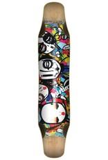 "Bustin Boards Daenseu 46"" Deck - 'Matta' Graphic"