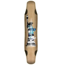 "Bustin Boards Daenseu 46"" Deck - 'Liberty' Graphic"