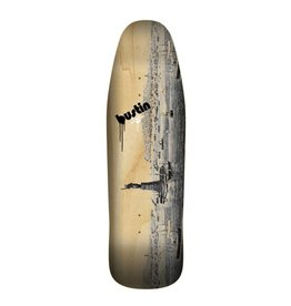 "Bustin Boards CRAFT SERIES 9.875"" Deck - 'Old New York' Graphic"