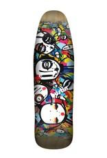 """Bustin Boards CRAFT SERIES 9.875"""" Deck - 'Matta' Graphic"""