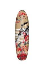 "Bustin Boards Bonsai Mini 29"" Deck - 'Hana' Graphic"