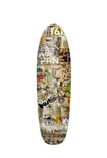 "Bustin Boards Bonsai Mini 29"" Deck - 'Kingston Post' Graphic"