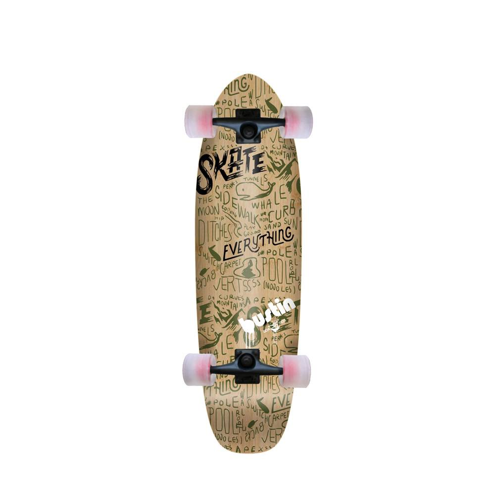 "Bustin Boards Bonsai Mini 29"" - 'All Forms' Graphic"