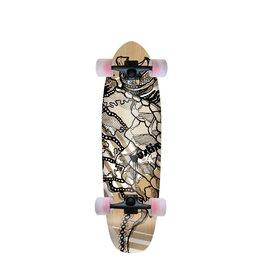 """Bustin Boards Bonsai Mini 29"""" - 'Chelona' Graphic"""