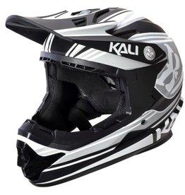 Kali Protectives Zoka Helmet Slash Matte Grey/Black L