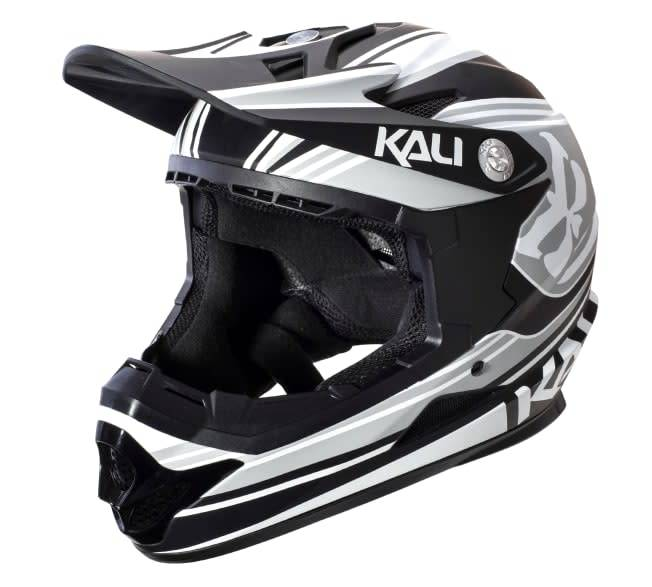 Kali Protectives Zoka Helmet Slash Matte Grey/Black M