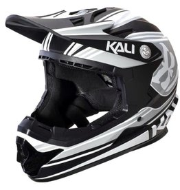 Kali Protectives Zoka Helmet Slash Matte Grey/Black S