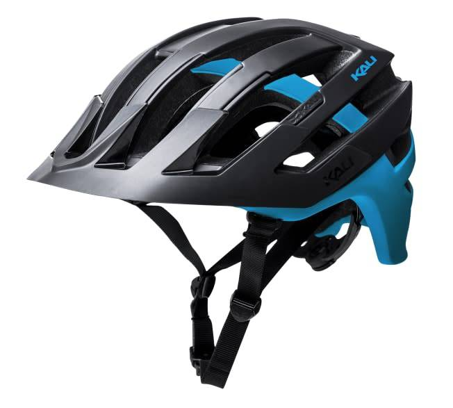 Kali Protectives Interceptor Helmet Dual Matte Black/Blue S/M