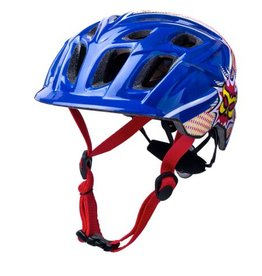 Kali Protectives Chakra Child Helmet Pow Blue/Red