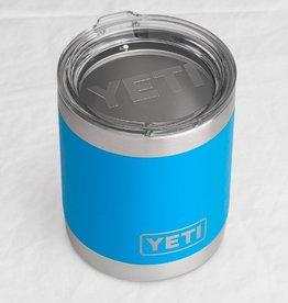 Yeti Coolers Rambler 10oz Lowball Tahoe Blue