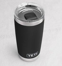 Yeti Coolers RAMBLER 20 OZ W/MS LID BLACK