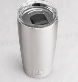 Yeti Coolers RAMBLER 20 OZ W/MS LID STAINLESS
