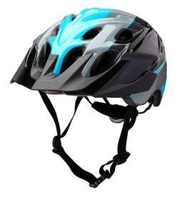Kali Protectives Chakra Youth Helmet Sublime Black/Blue