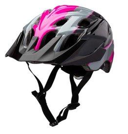 Kali Protectives Chakra Youth Helmet Sublime Black/Magenta