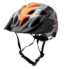 Kali Protectives Chakra Youth Helmet Sublime Black/Orange