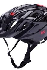 Kali Protectives Chakra Solo Helmet Neo Black/Red S/M