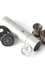 VSSL Flask-Silver
