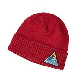 Patagonia Brodeo Beanie Rollin' Thru: Classic Red