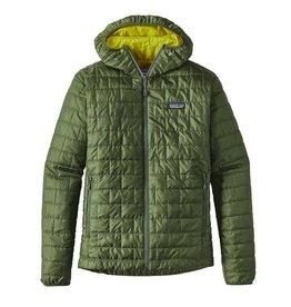 Patagonia M's Nano Puff Hoody Glades Green XL