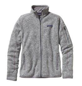 Patagonia W's Better Sweater Jkt Birch White L
