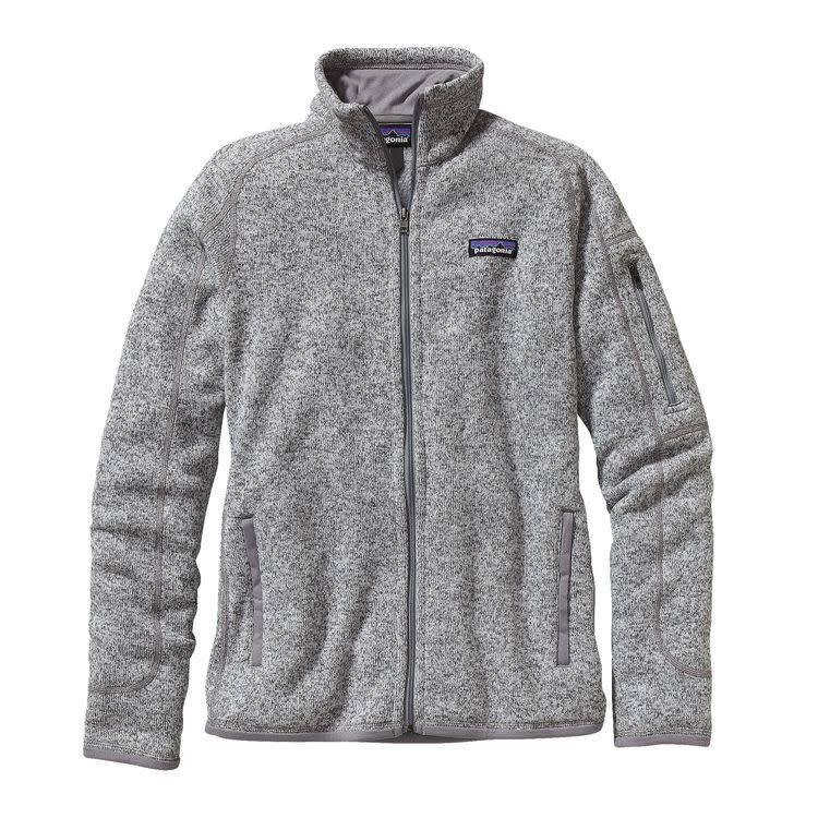 Patagonia W's Better Sweater Jkt Birch White M