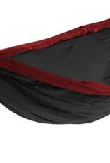 Eagles Nest Outfitters Eagles Nest Outfitters DoubleNest Hammock: Red/Charocal