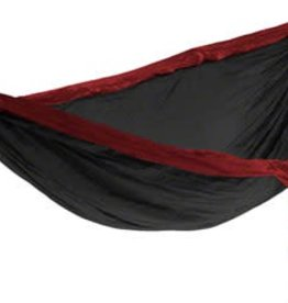 Eagles Nest Outfitters Eagles Nest Outfitters DoubleNest Hammock: Red/Charocal