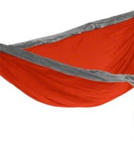 Eagles Nest Outfitters Eagles Nest Outfitters DoubleNest Hammock: Orange/Gray