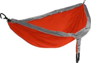 Eagles Nest Outfitters Eagles Nest Outfitters DoubleNest Hammock: Orange/Gray
